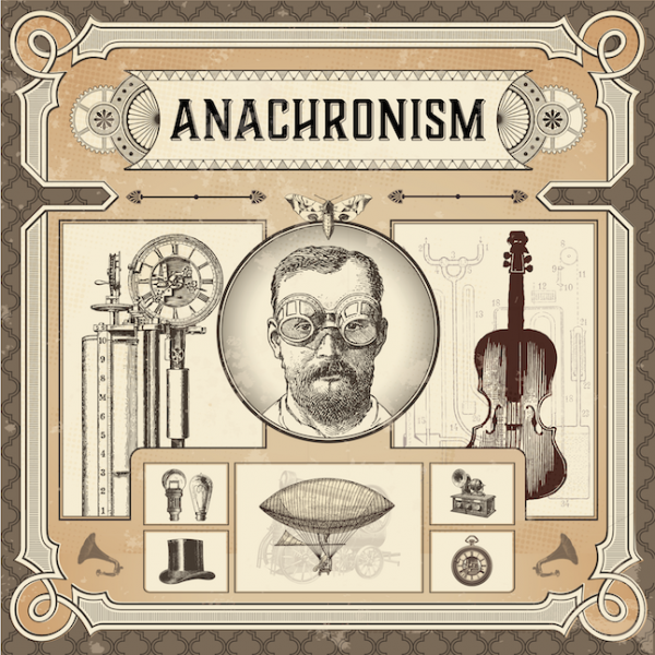 Anachronism - Garden City Project