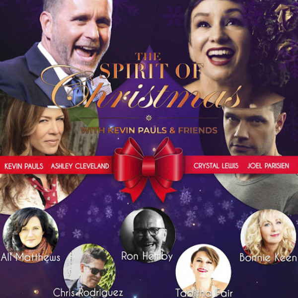 The Spirit Of Christmas 2 video concert - Kevin Pauls