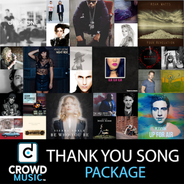 Thank You Compilation - Crowd Compilations