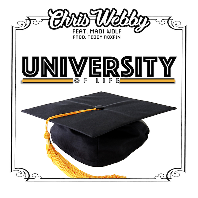 University Of Life - Single - Chris Webby
