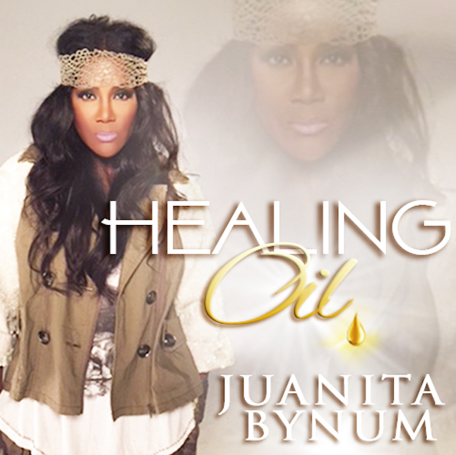 Healing Oil - Single - Juanita Bynum