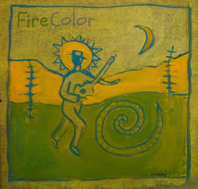 Fire Color - Single - Dave Cleveland