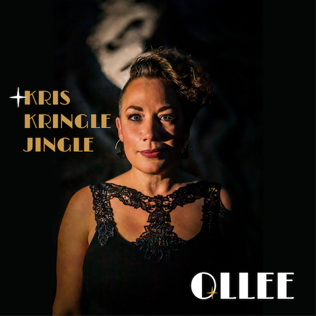 Kris Kringle Jingle SINGLE - Ollee