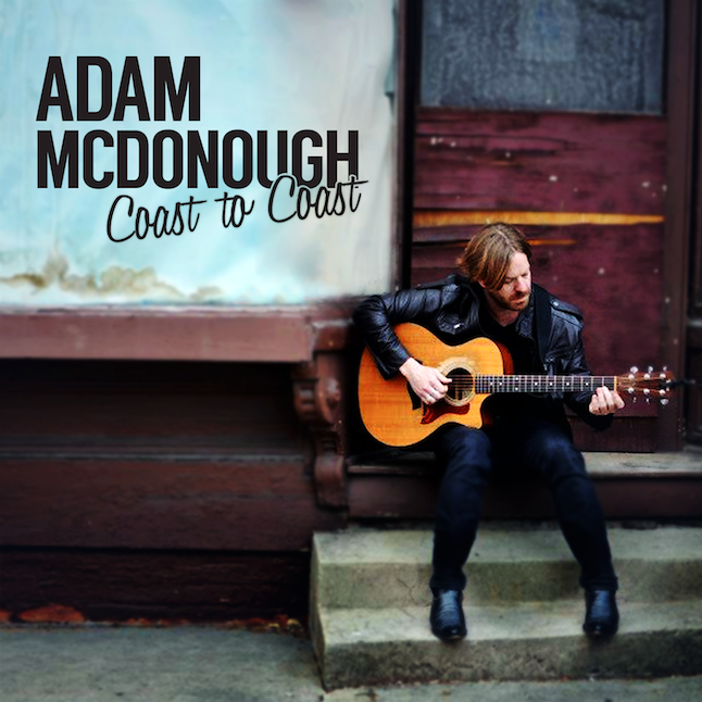 Fix Us - Single - Adam McDonough